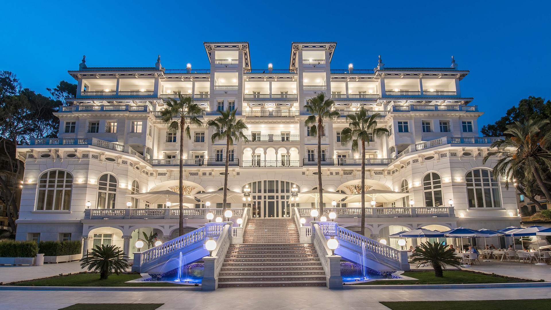 NAVIDADES DE LUJO EN EL GRAN HOTEL MIRAMAR DE MÁLAGA
