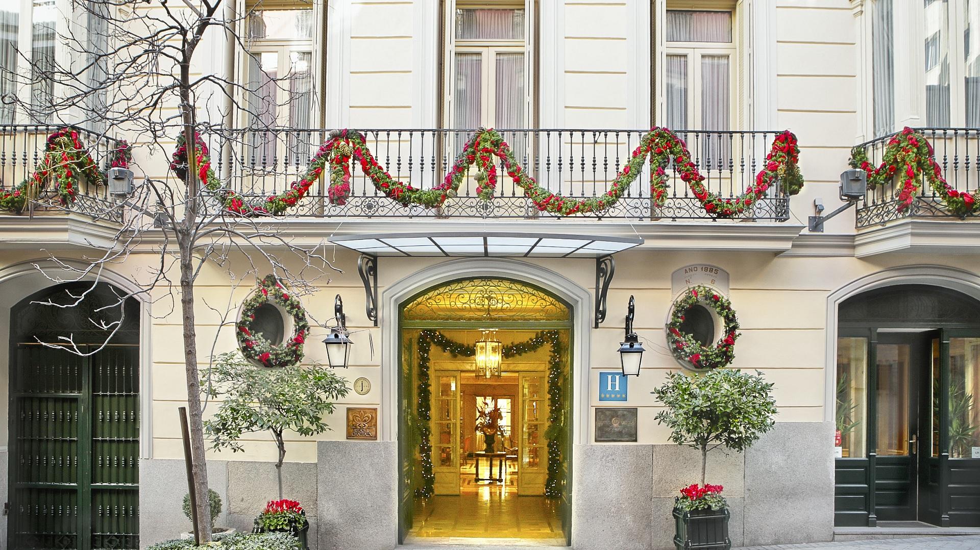UNA DELICIOSA NAVIDAD EN LOS HOTELES ORFILA Y HERITAGE