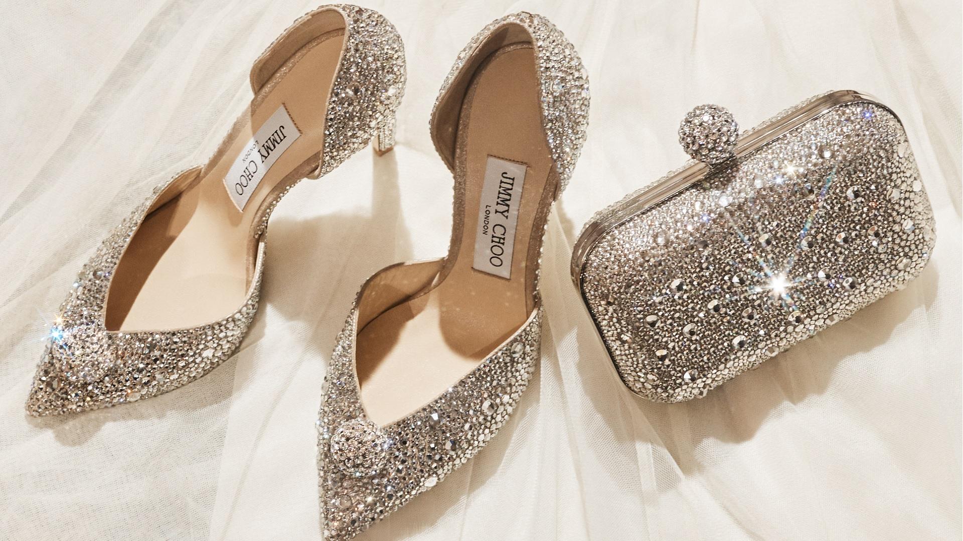 Los zapatos para novias 2020 de Jimmy Choo