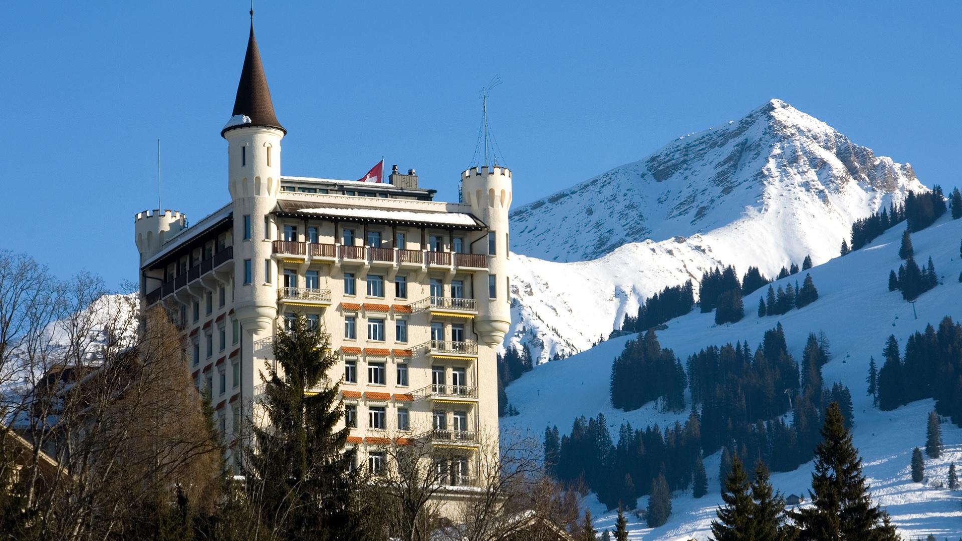 Escapada de lujo a Gstaad