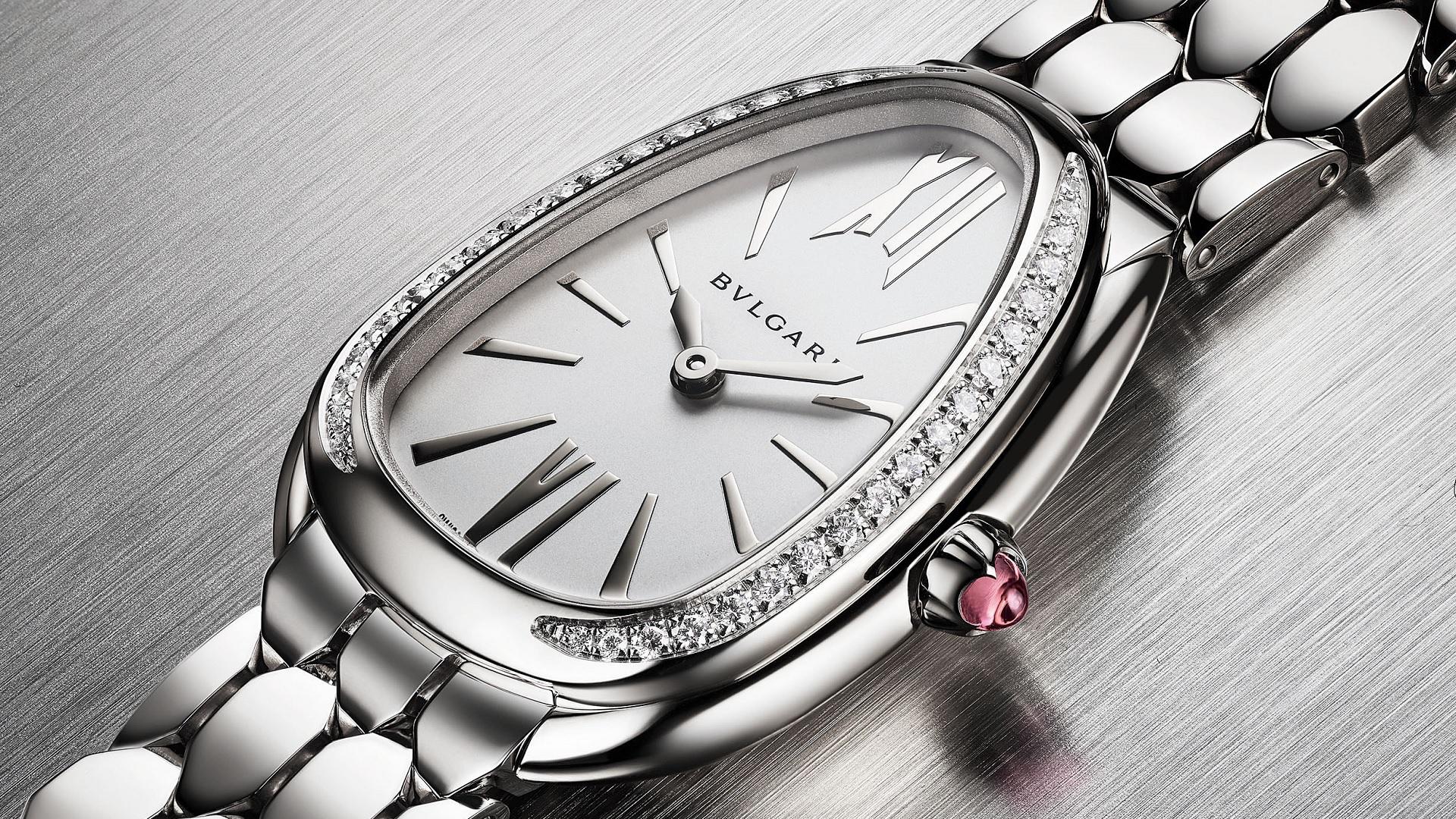 Nueva colección de relojes Bvlgari en la Watch Week de Dubai 2020