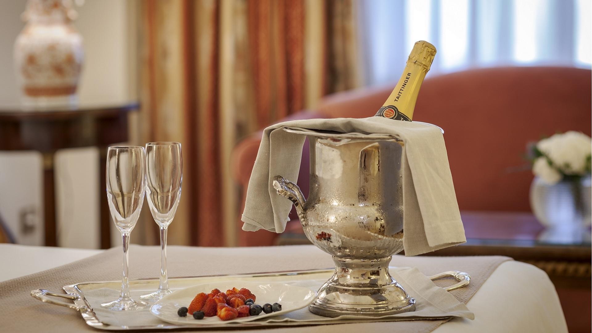 Cinco planes de lujo para San Valentín