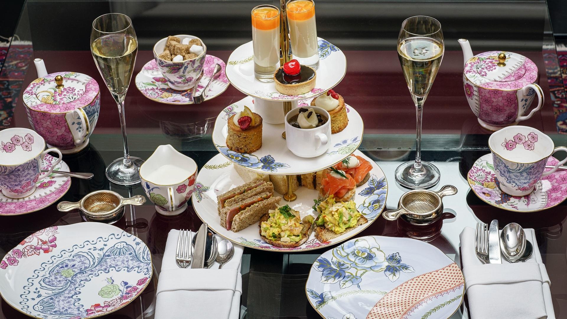 Los tés más exclusivos de Londres