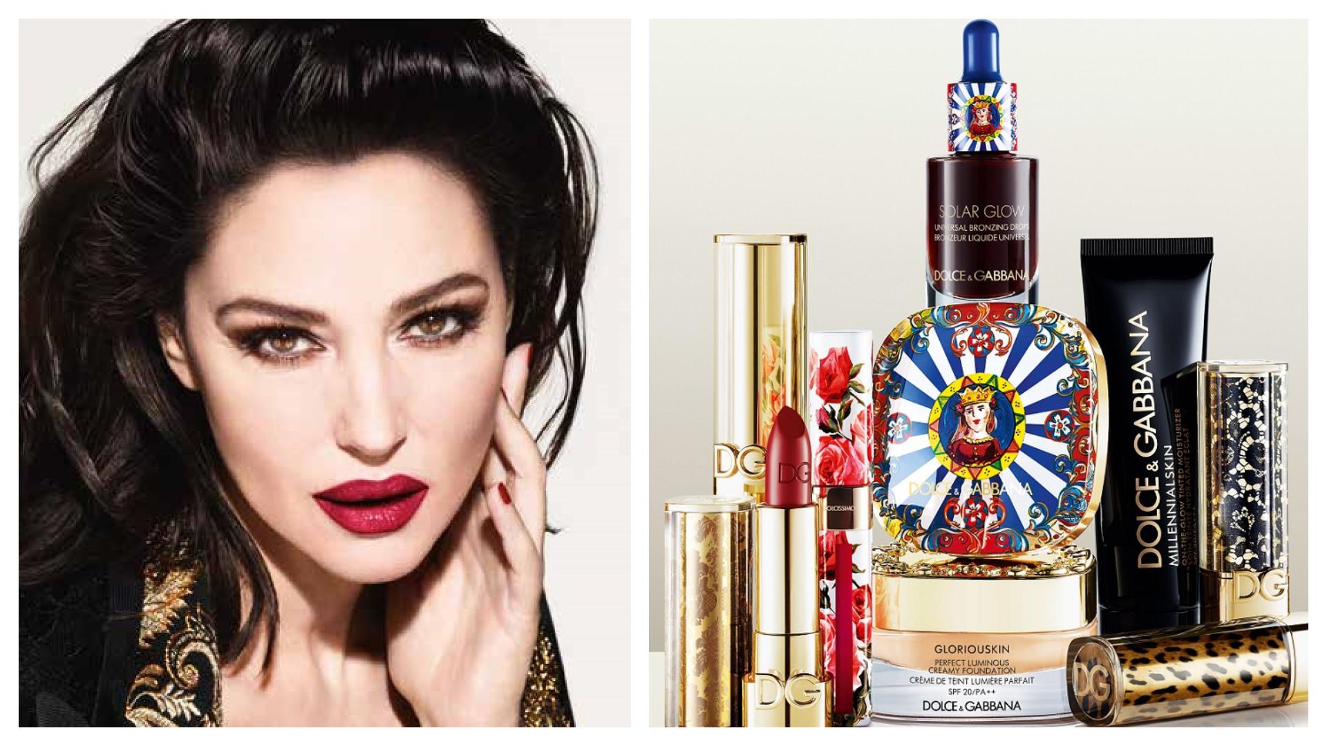 Colección maquillaje Dolce & Gabbana 2020
