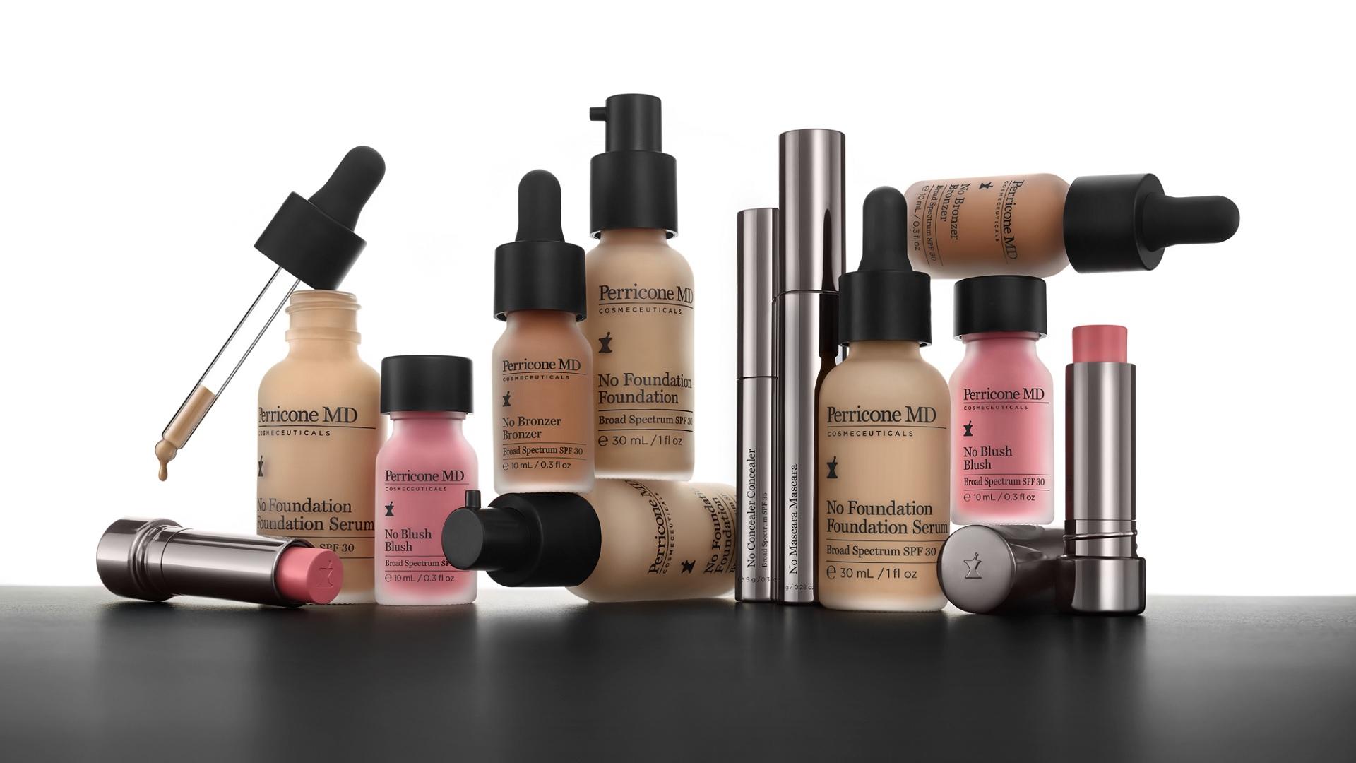 El maquillaje para no ir maquillada: No MakeUp Foundation de Perricone
