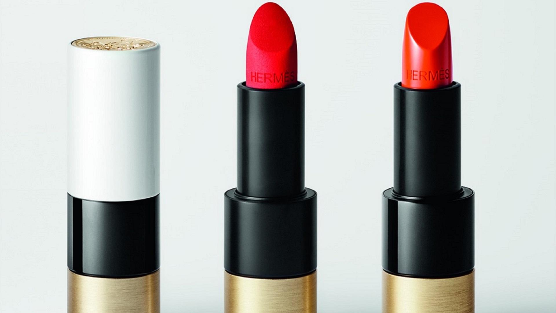 Hermès y sus nuevas barras de labios