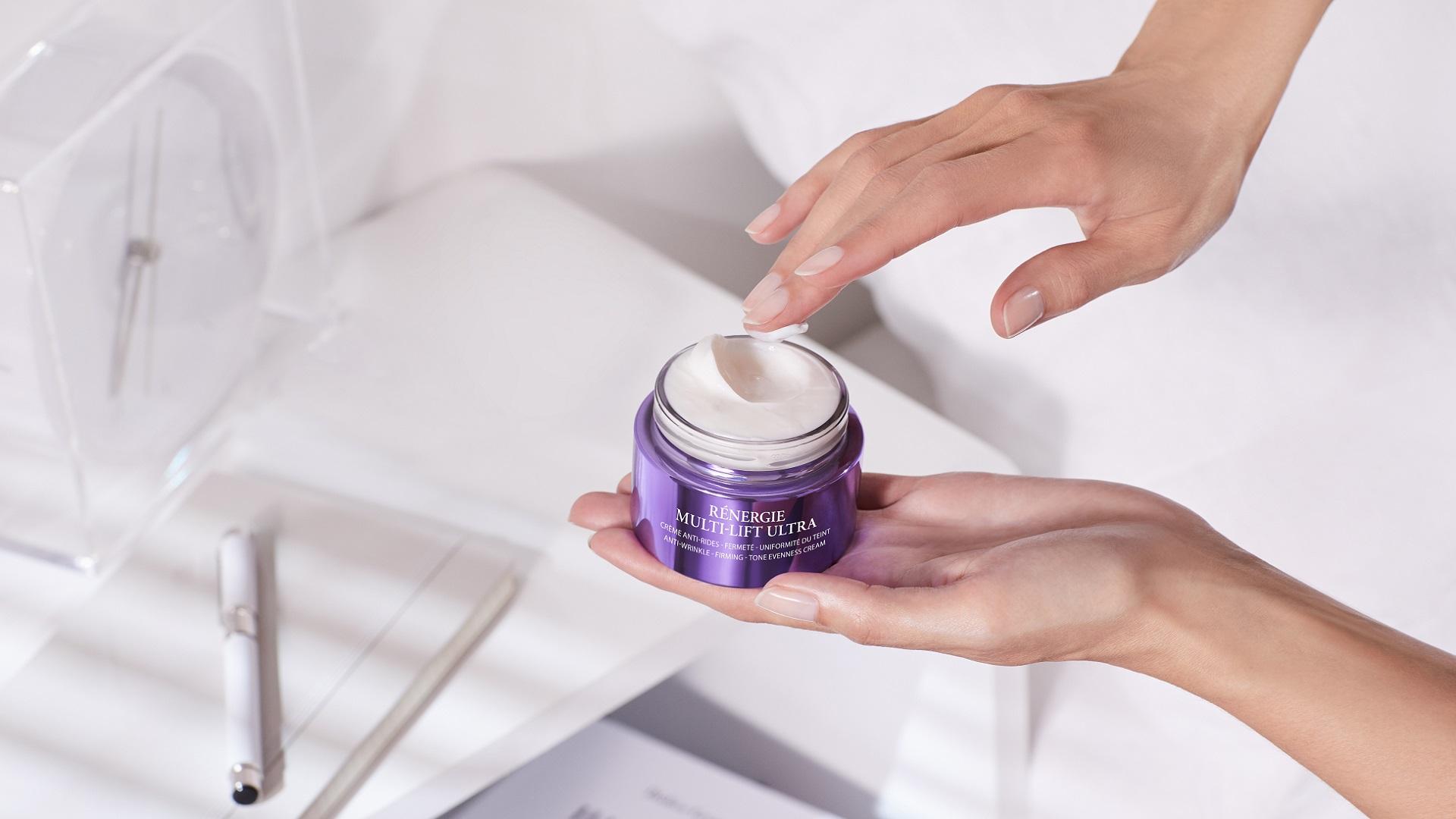 Renergie Multi-Lift Ultra Cream, lo más nuevo de Lancôme