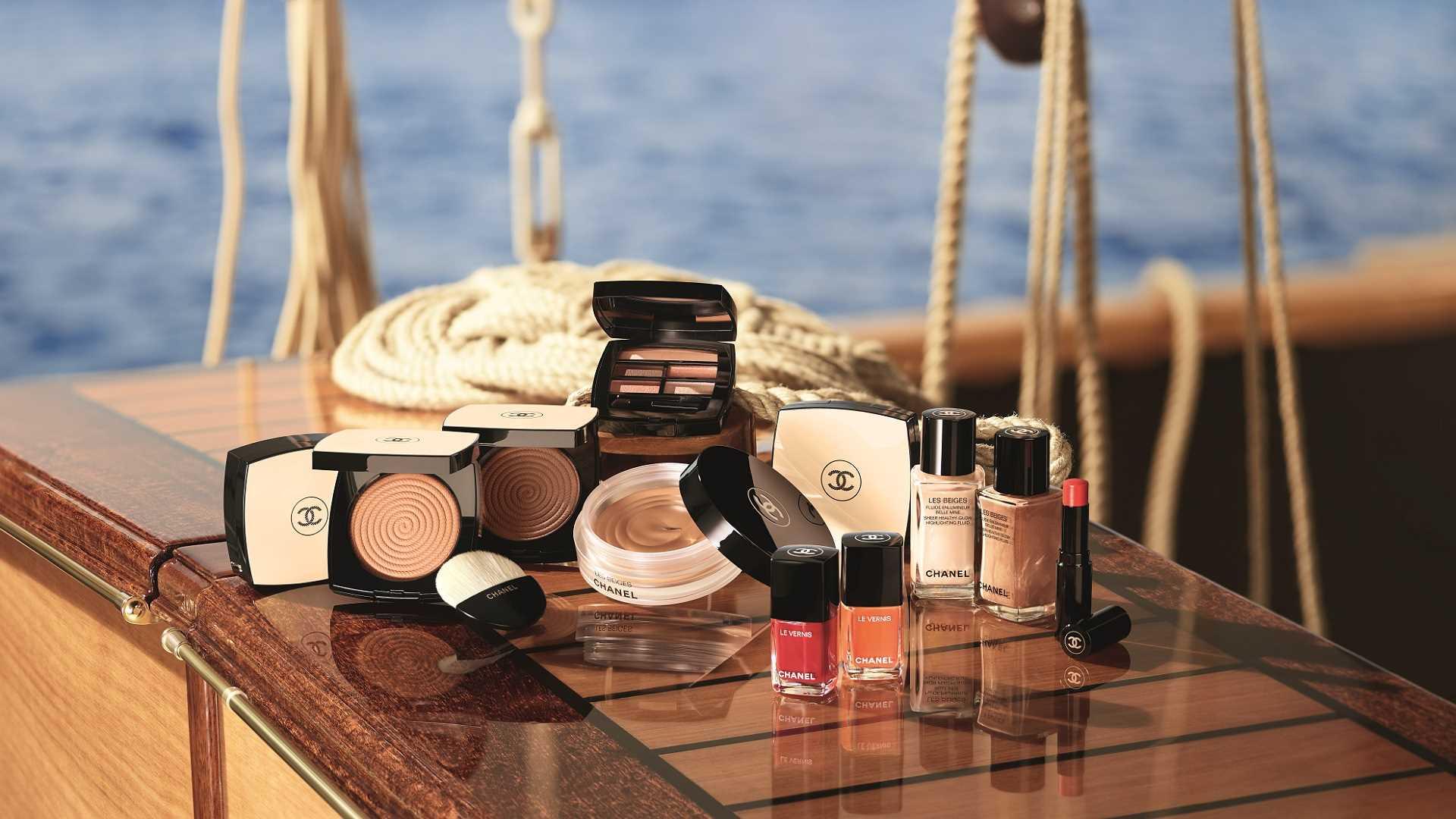 El verano según Chanel: Les Beiges summer of glow