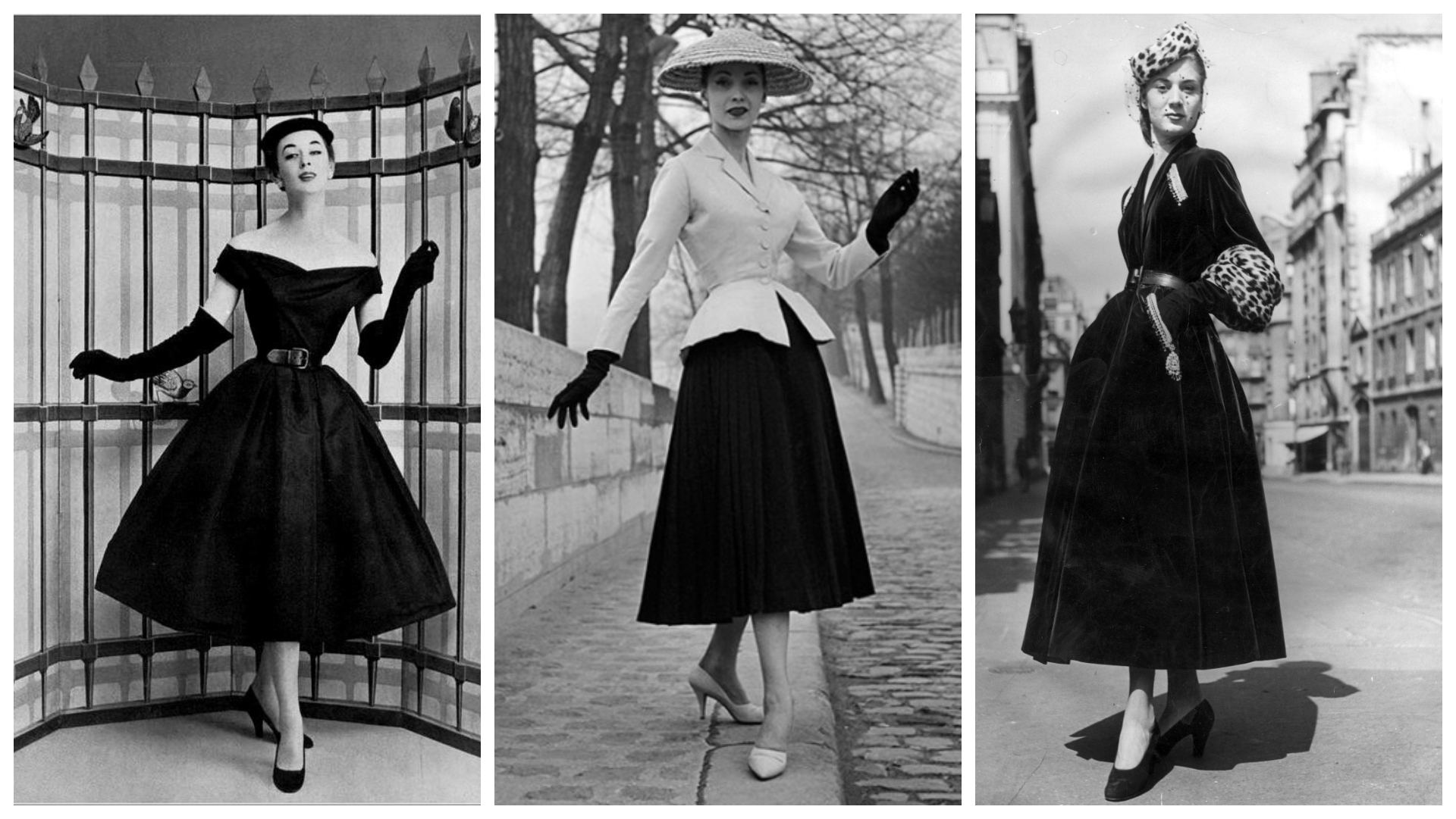 Christian Dior y el New Look