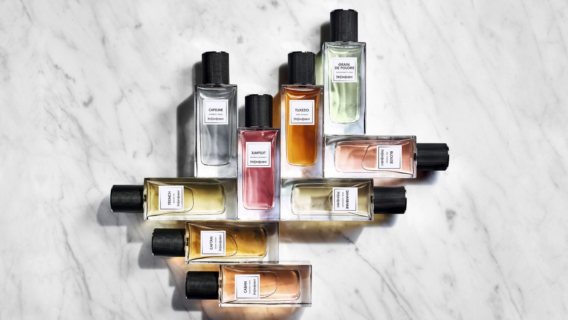 Descubre las nuevas fragancias de Le Vestiaire Des Parfums de YSL