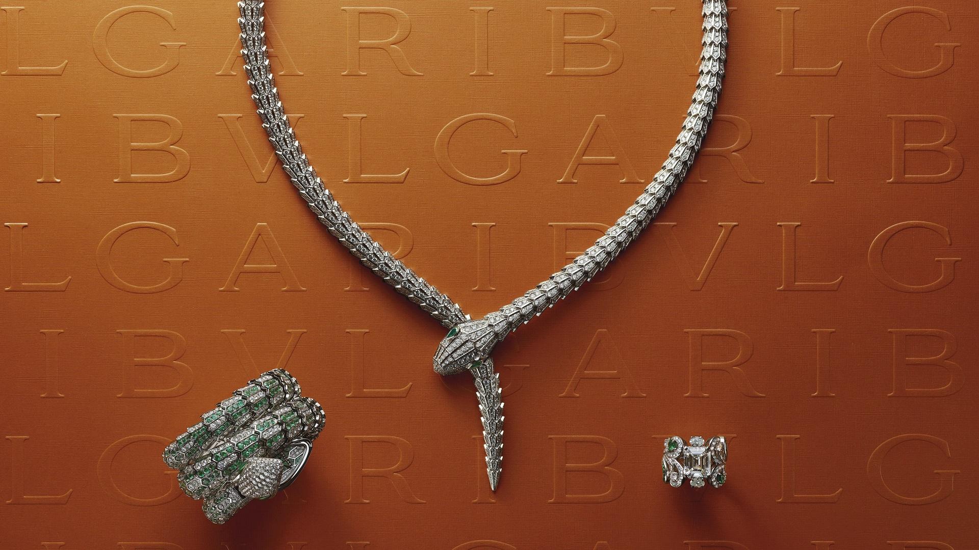 Barocko la nueva colección de joyería de Bvlgari