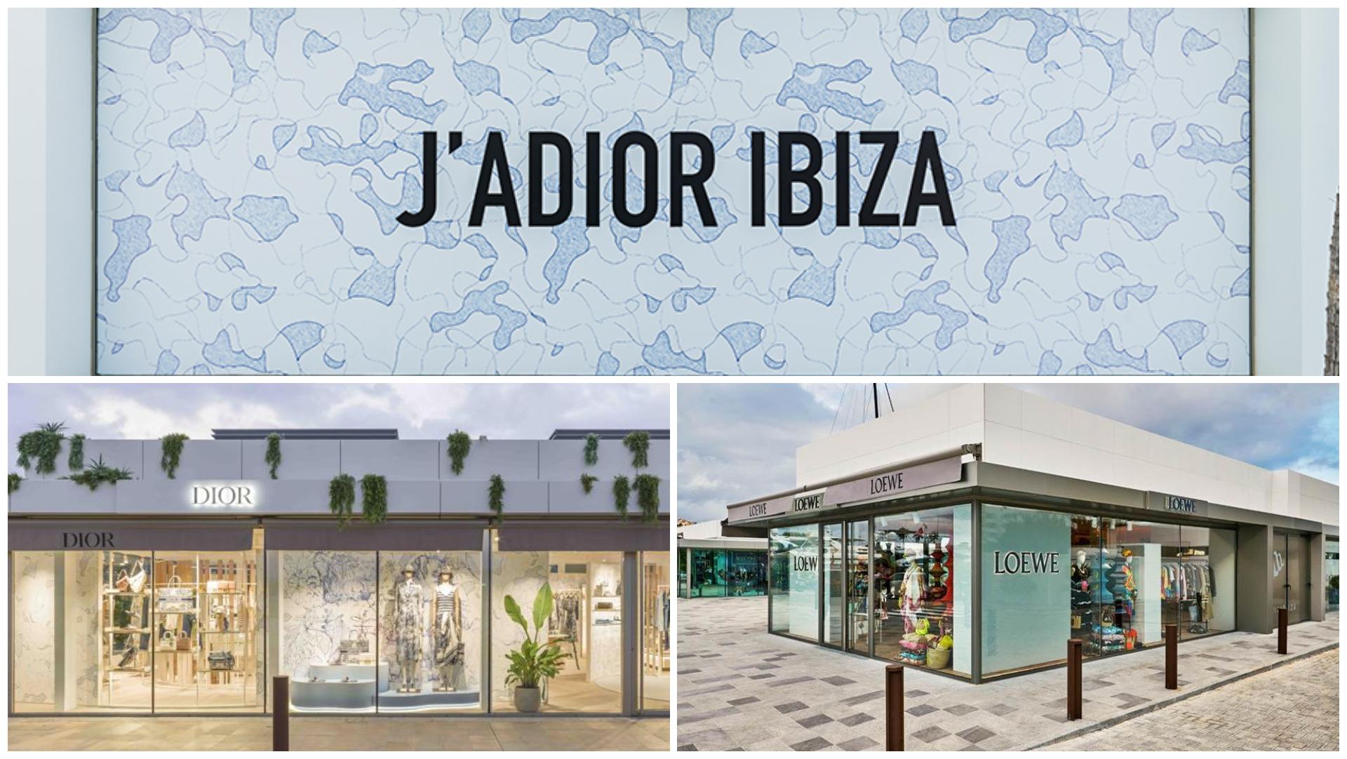Loewe y Dior apuestan por Ibiza