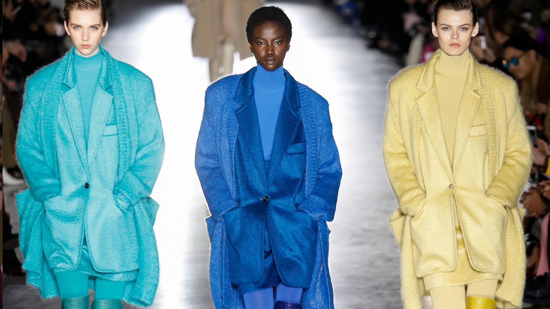 Tendencias moda otoño invierno 2020