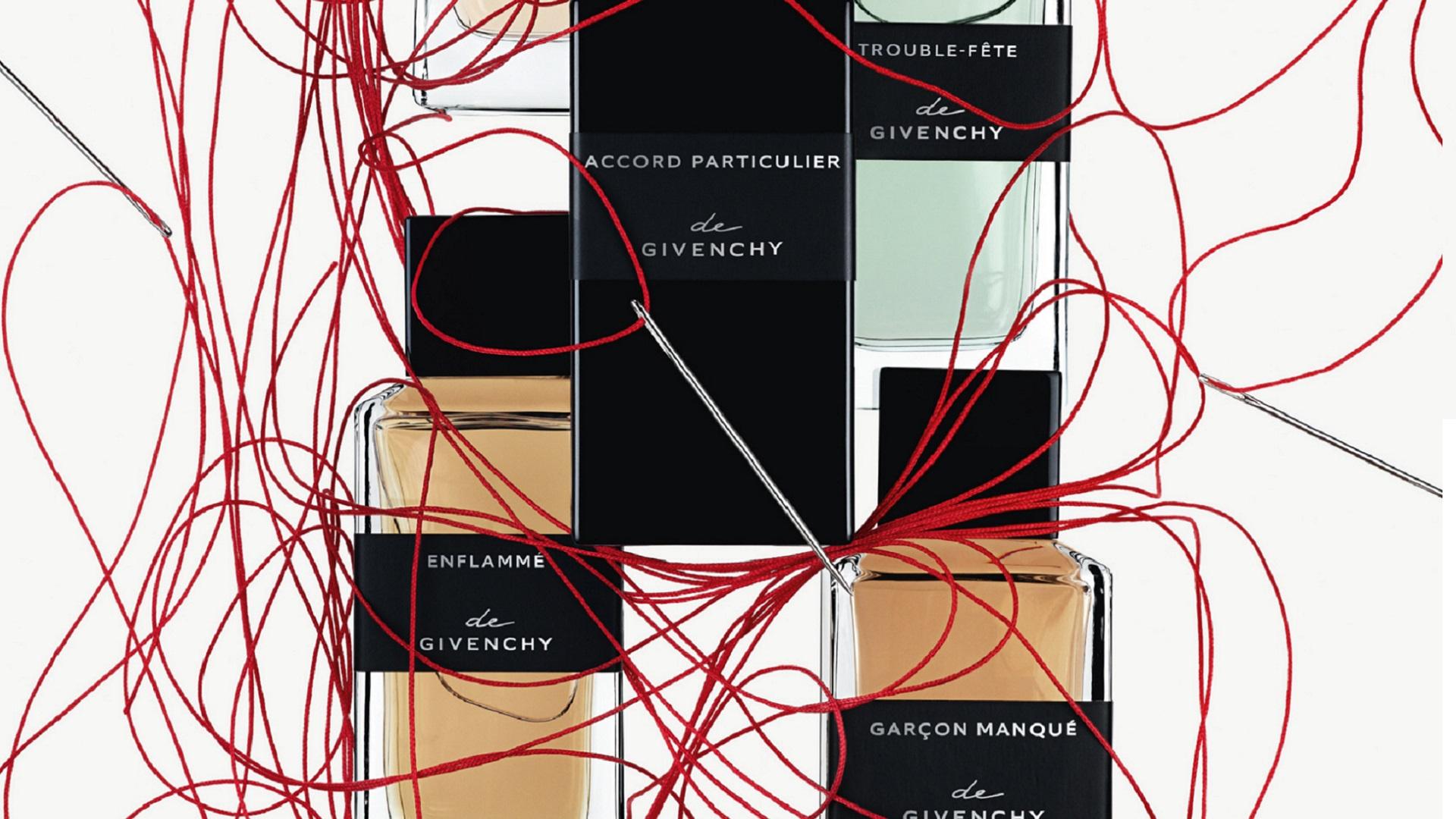 Las exclusivas fragancias Collection Particuliere de Givenchy
