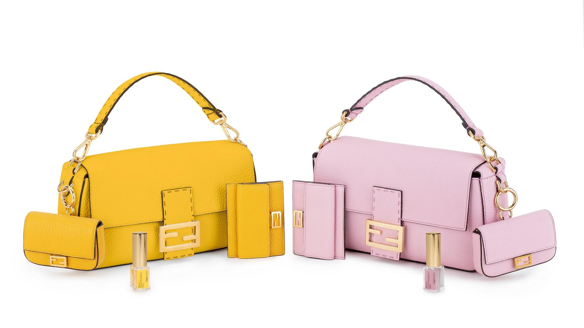 Fendi Frenesia el bolso baguette perfumado con esencia de Maison Francis Kurkdjian