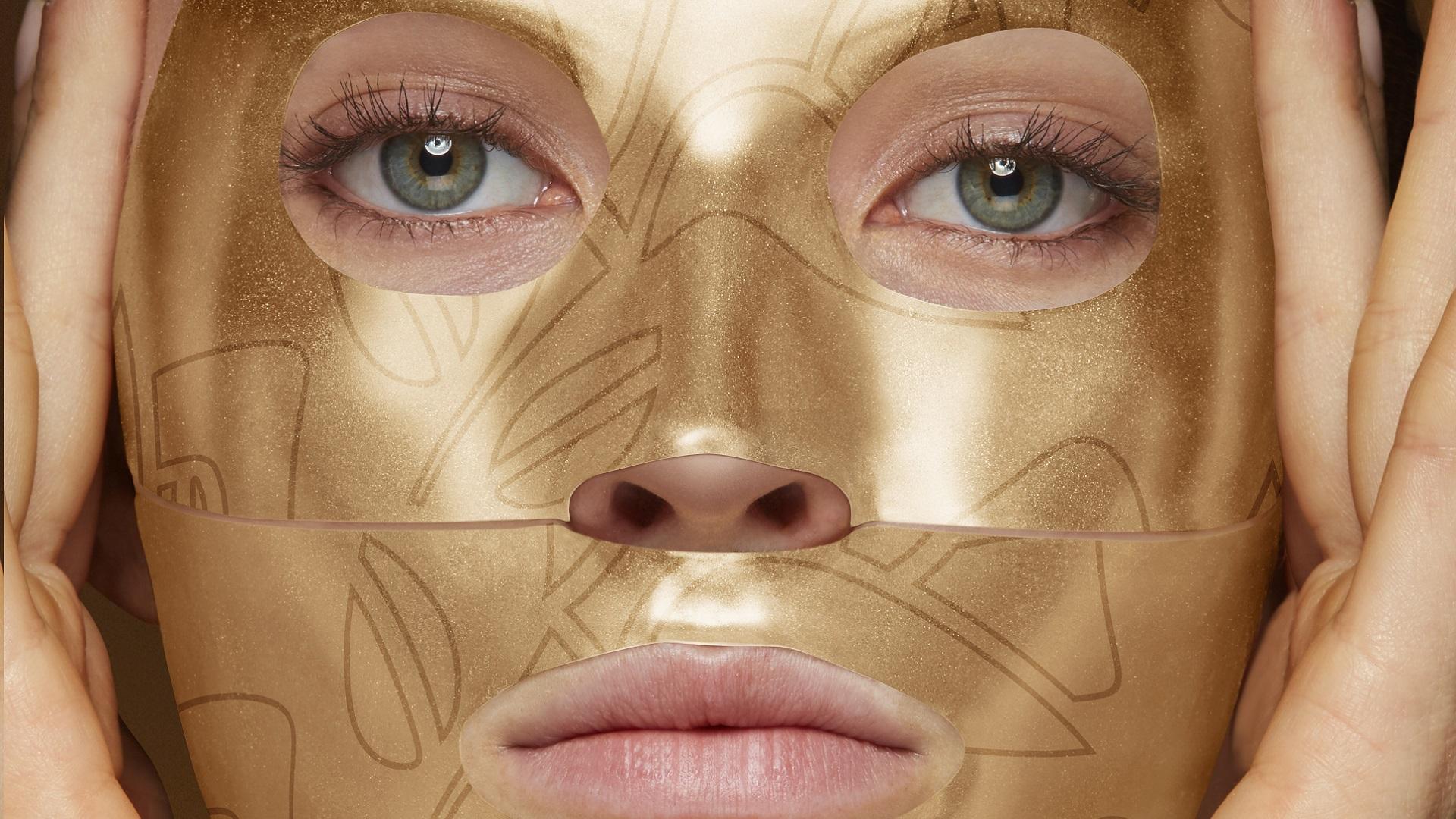 Absolue Golden Cream Mask, la mascarilla de oro de 24 quilates de Lancôme