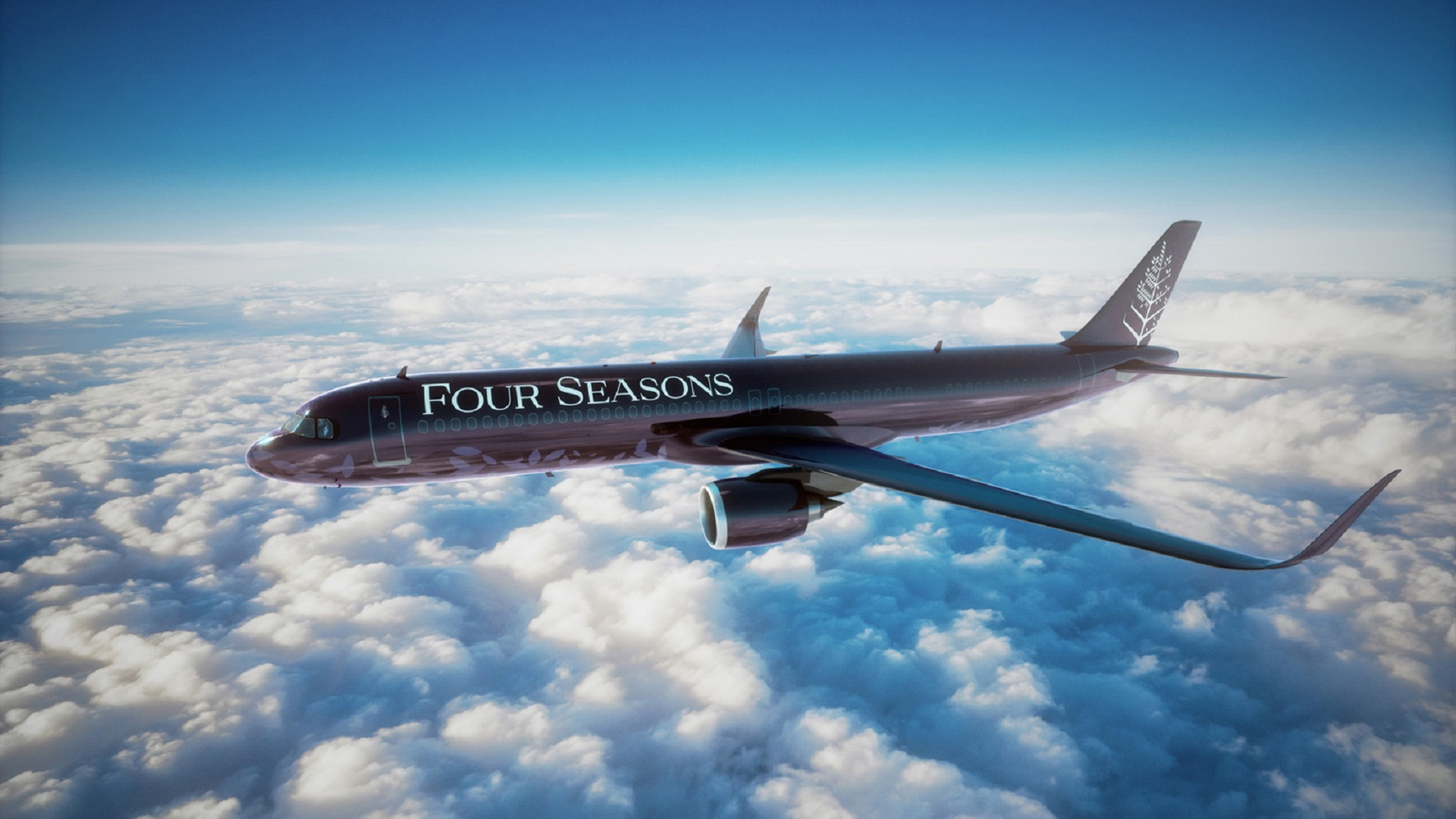 Four Seasons presenta sus itinerarios de lujo para 2022 a bordo del nuevo Airbus A321LR