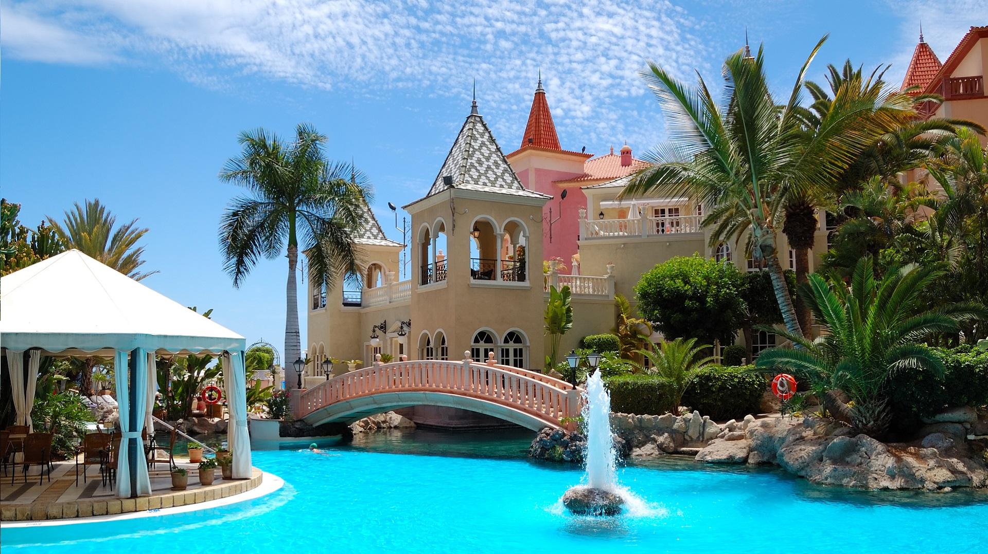 Los mejores hoteles de lujo de España según la lista Condé Nast Johansens