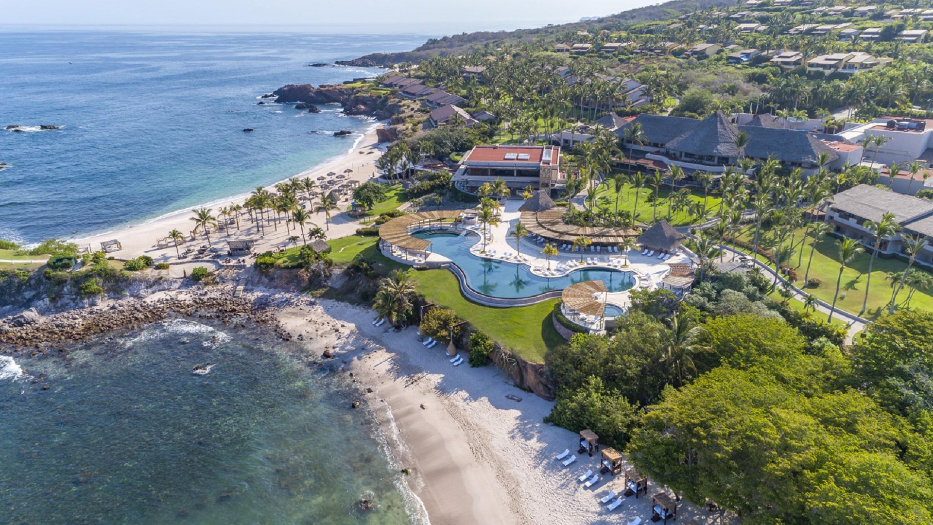 Punta Mita, lujo y exclusividad en México