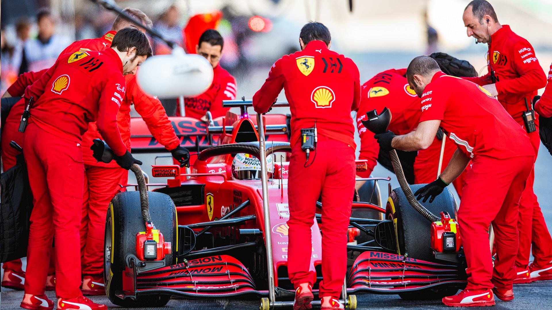Giorgio Armani y Richard Mille se asocian con Ferrari
