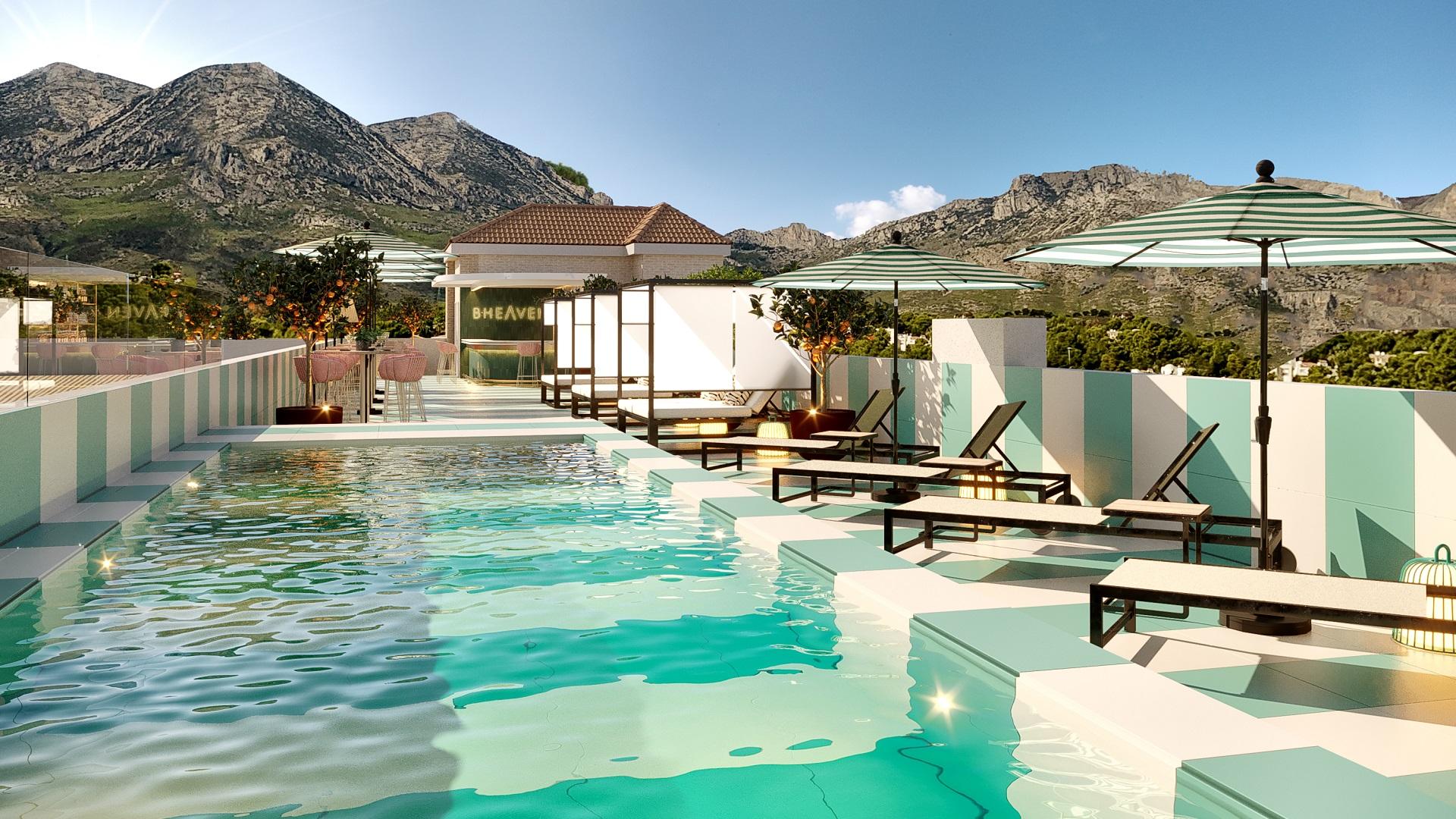 Barceló La Nucía Palms el nuevo hotel cinco estrellas de Barceló en Alicante