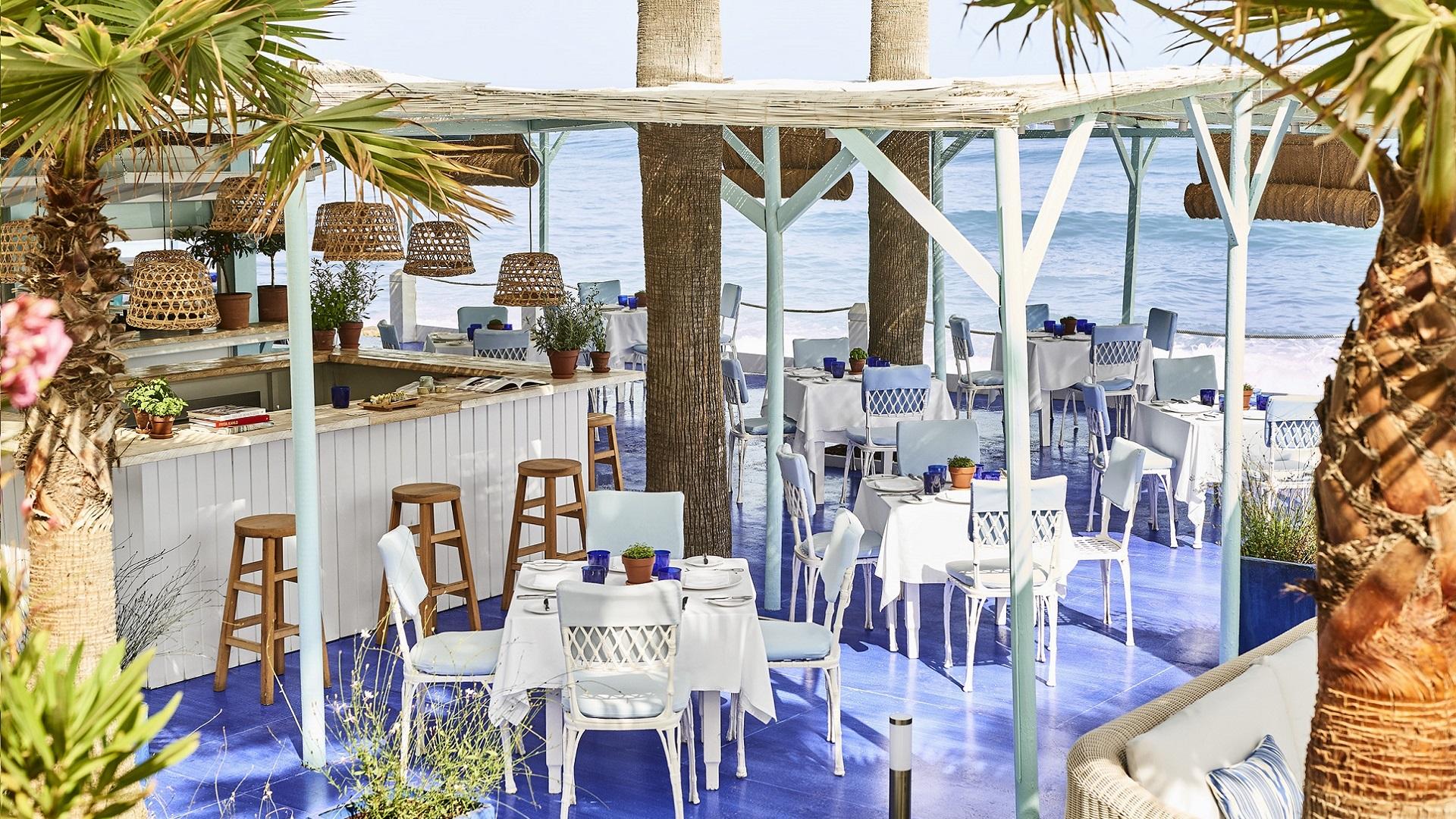 MC Beach, el chiringuito chic del Marbella Club